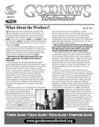 Good News Unlimited Magazine